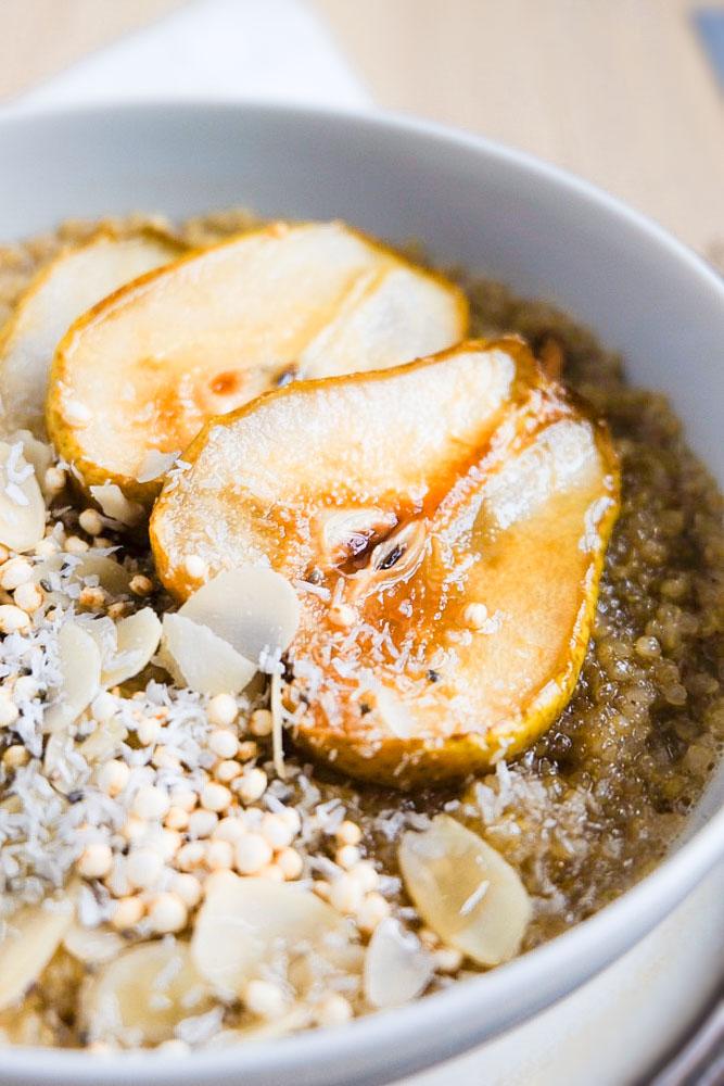 Quinoa-Porridge mit karamellisierten Birnen (1 von 1)-4