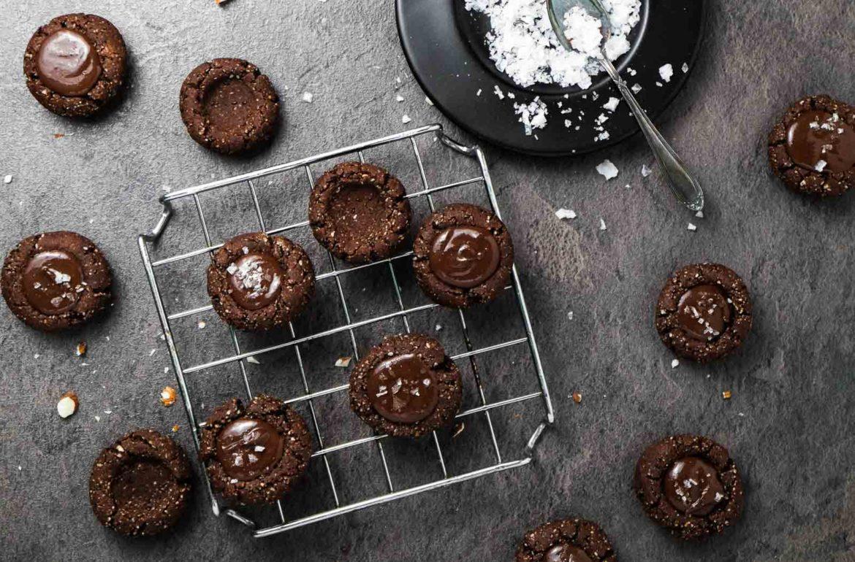 Double-Chocolate-Kekse