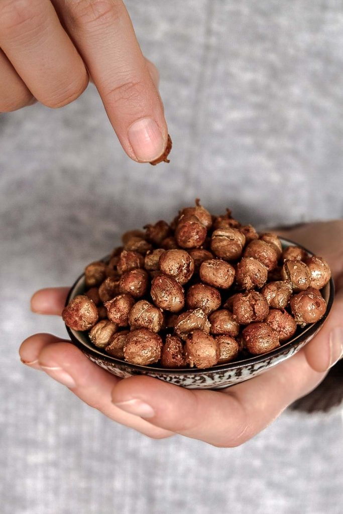 Süßkartoffeln mit ZItronenquinoa