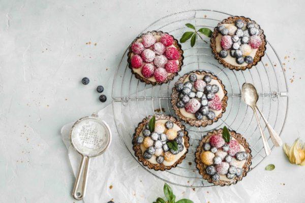 Beeren-Tartelettes