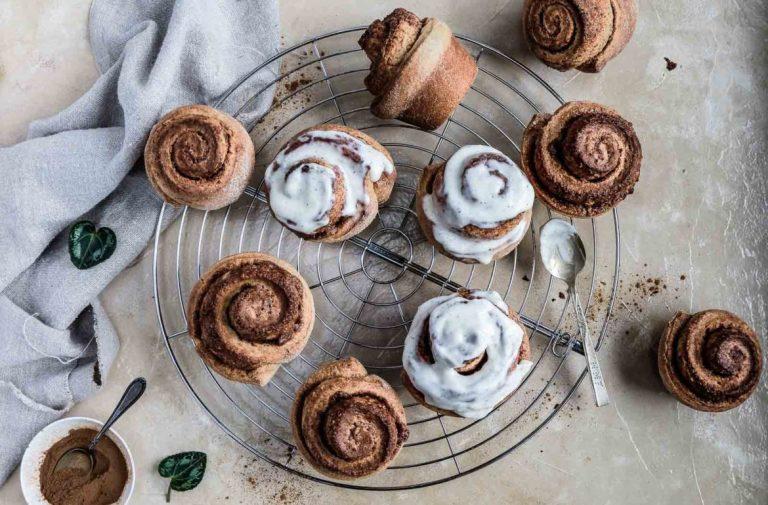 Cinnamon-Buns aka Zimtschnecken