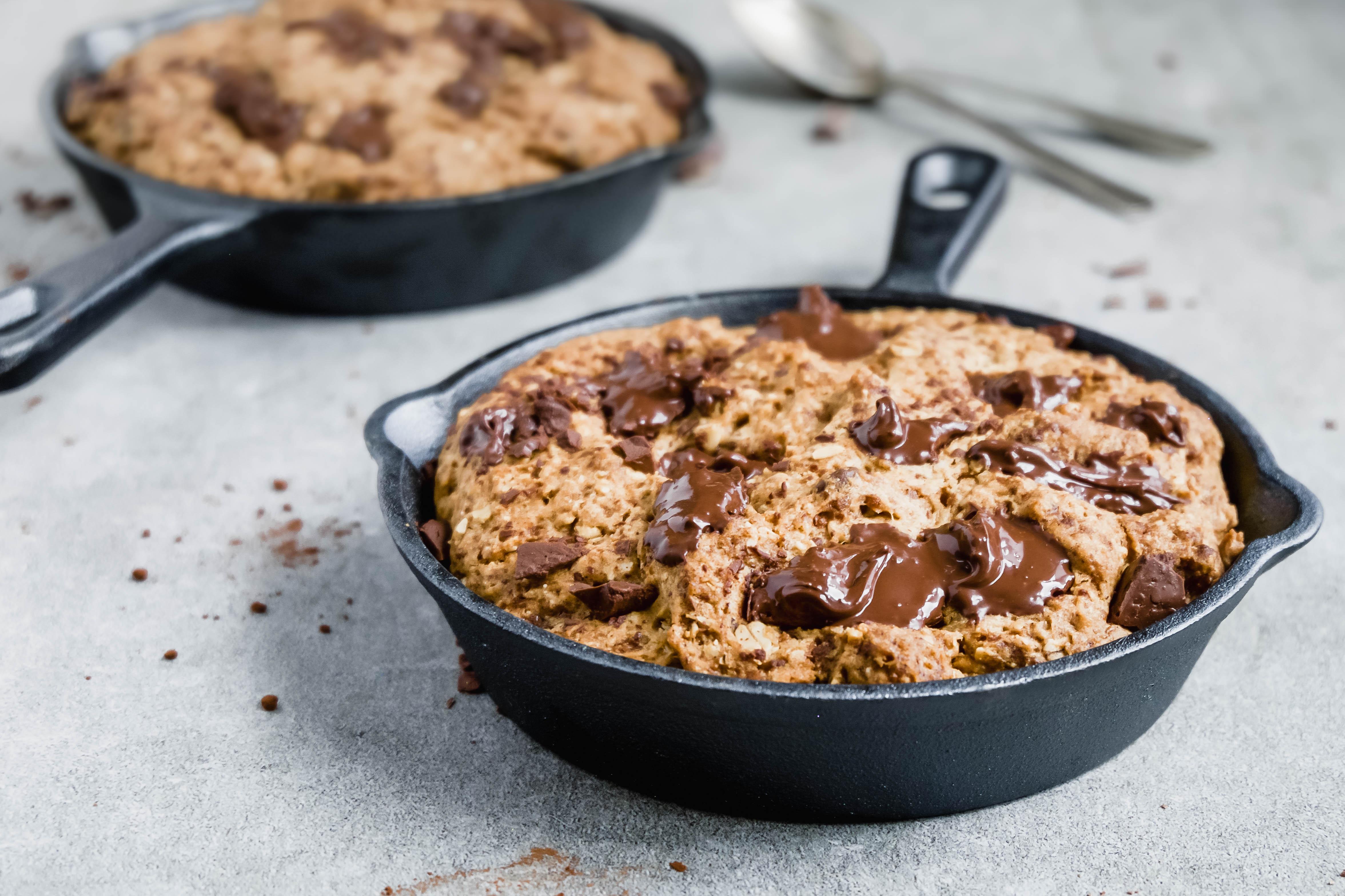 Schoko-Haferflocken-Cookies