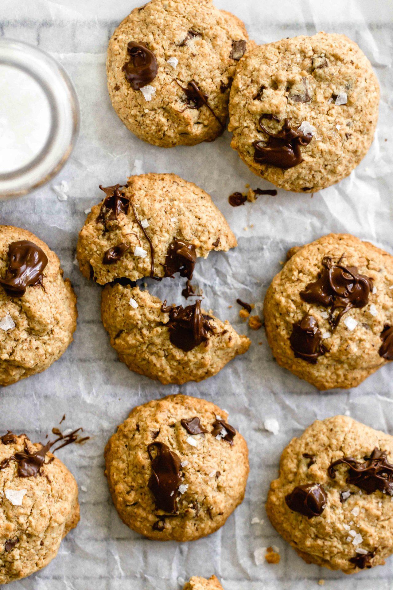 Schoko-Cookies