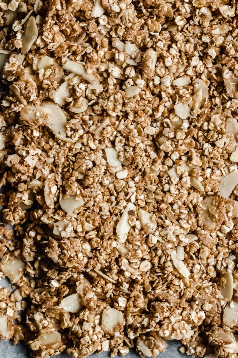 spekulatius granola