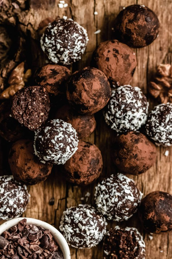 brownie energy balls